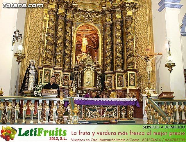 Triduo en honor a Nuestra Señora de los Dolores (I) - 2013 - 1
