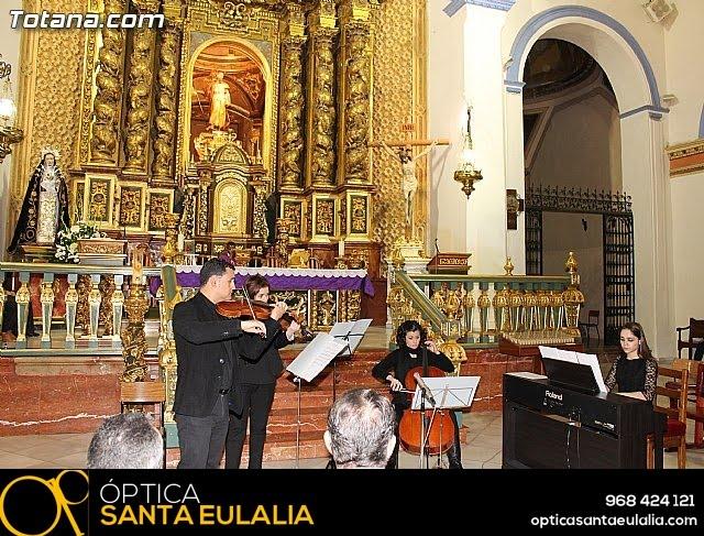 Triduo en honor a Nuestra Señora de los Dolores (I) - 2013 - 5