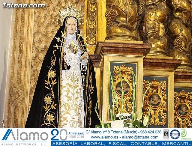 Triduo en honor a Nuestra Señora de los Dolores (I) - 2013 - 48