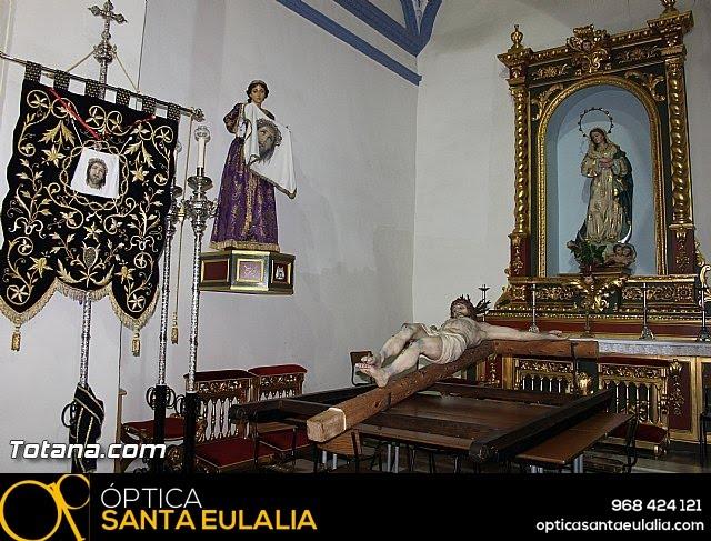 Homenaje a Juan Ant. Yáñez de Lara y Vía Crucis de Hdes. y Cofradías 2016 - 1