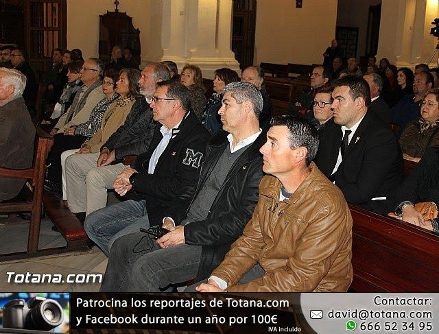 Homenaje a Juan Ant. Yáñez de Lara y Vía Crucis de Hdes. y Cofradías 2016 - 18