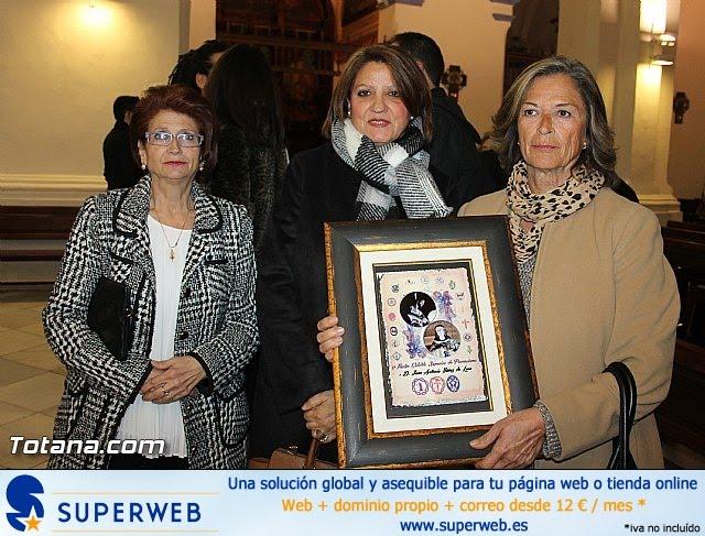 Homenaje a Juan Ant. Yáñez de Lara y Vía Crucis de Hdes. y Cofradías 2016 - 32