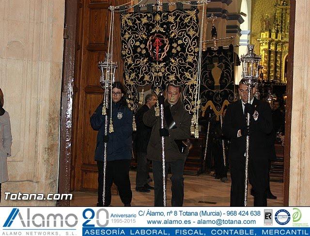 Homenaje a Juan Ant. Yáñez de Lara y Vía Crucis de Hdes. y Cofradías 2016 - 33