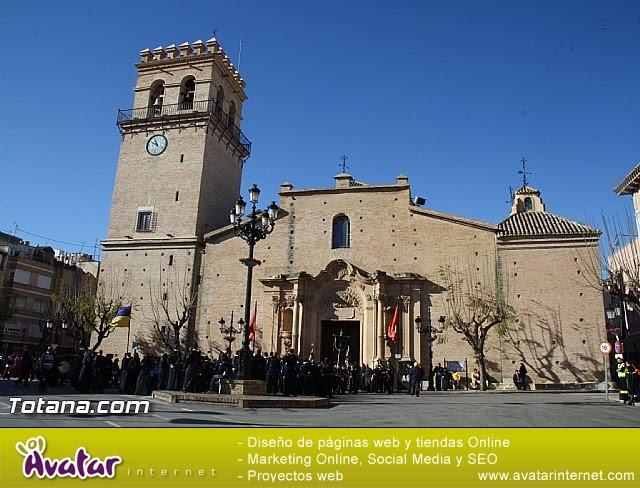 Procesión Viernes Santo 2012 mañana - Semana Santa de Totana - 21