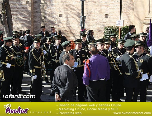 Procesión Viernes Santo 2012 mañana - Semana Santa de Totana - 25