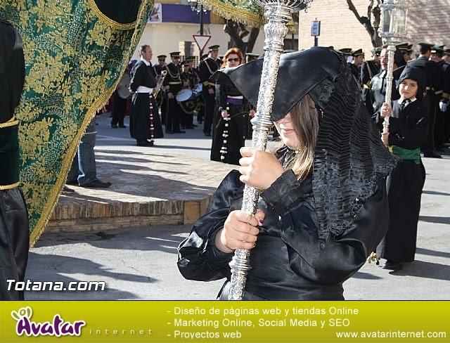 Procesión Viernes Santo 2012 mañana - Semana Santa de Totana - 29