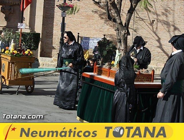 Procesión Viernes Santo 2012 mañana - Semana Santa de Totana - 31