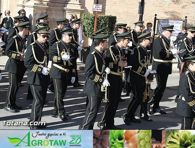 Procesión Viernes Santo 2012 mañana - Semana Santa de Totana - 35
