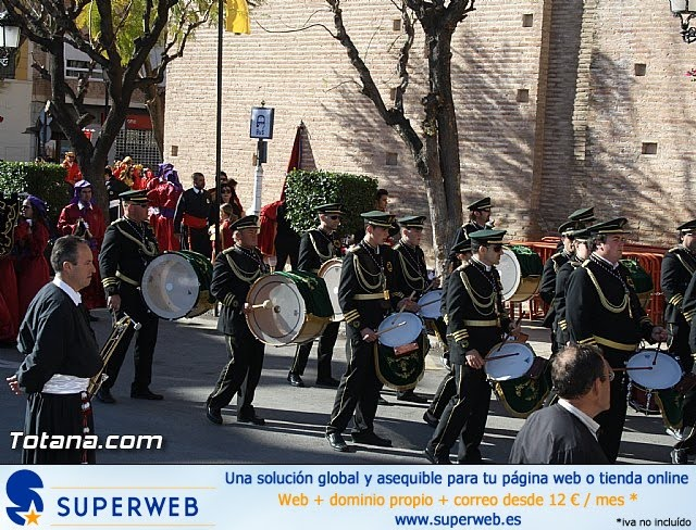 Procesión Viernes Santo 2012 mañana - Semana Santa de Totana - 37