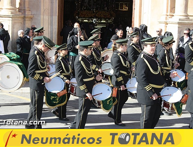 Procesión Viernes Santo 2012 mañana - Semana Santa de Totana - 38