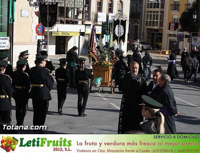 Procesión Viernes Santo 2012 mañana - Semana Santa de Totana - 40