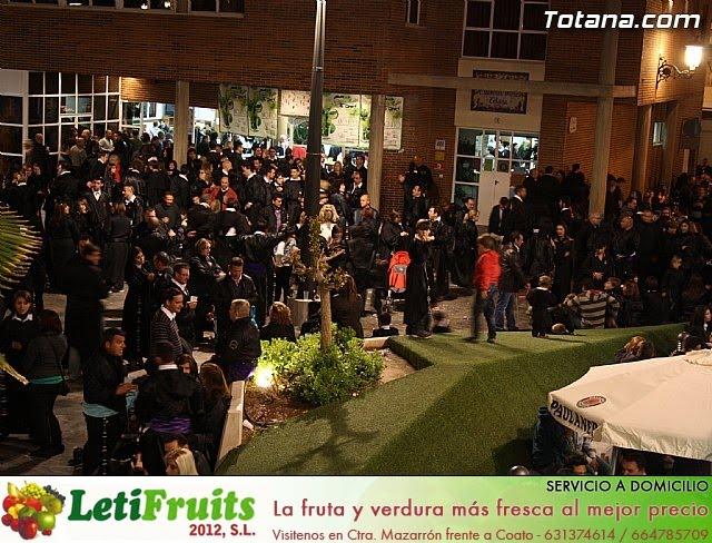 Procesión del Santo Entierro. Semana Santa de Totana 2012 - 3