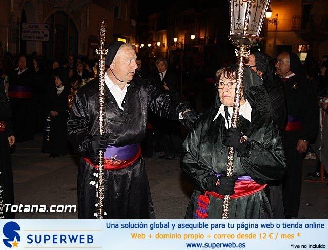 Procesión del Santo Entierro. Semana Santa de Totana 2012 - 11