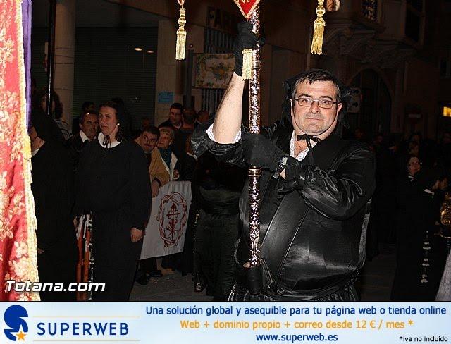 Procesión del Santo Entierro. Semana Santa de Totana 2012 - 12