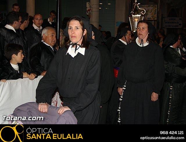 Procesión del Santo Entierro. Semana Santa de Totana 2012 - 14