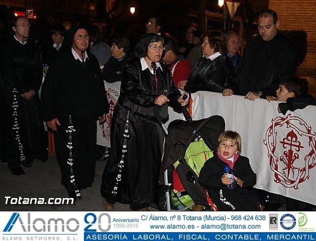 Procesión del Santo Entierro. Semana Santa de Totana 2012 - 18