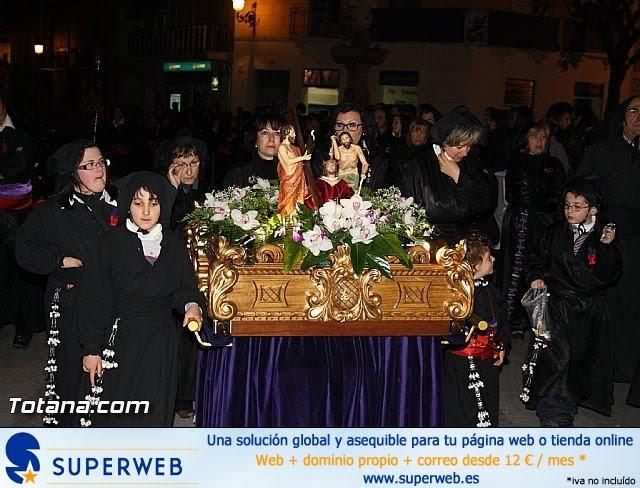 Procesión del Santo Entierro. Semana Santa de Totana 2012 - 20