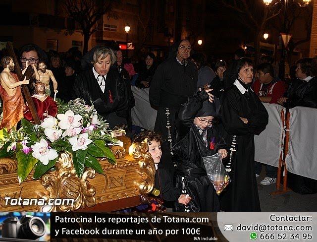 Procesión del Santo Entierro. Semana Santa de Totana 2012 - 22