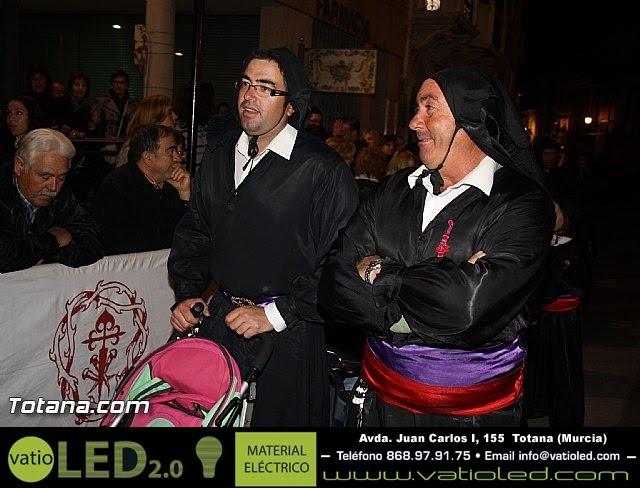 Procesión del Santo Entierro. Semana Santa de Totana 2012 - 24