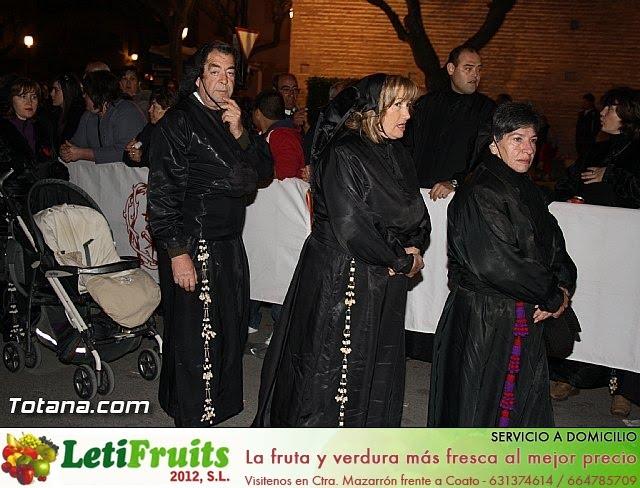 Procesión del Santo Entierro. Semana Santa de Totana 2012 - 25