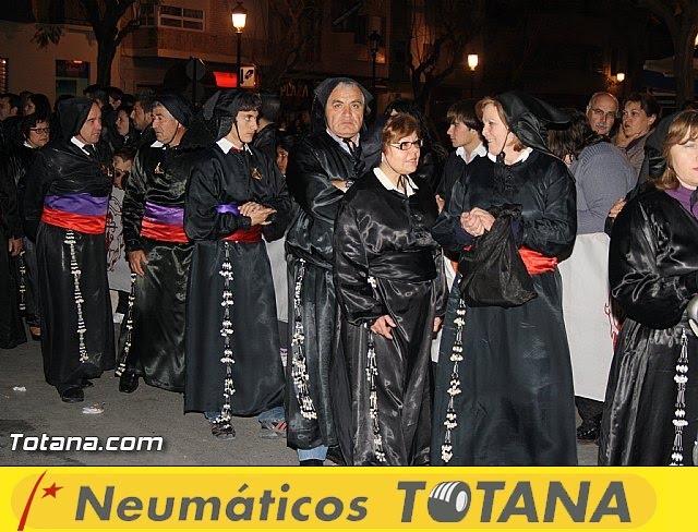 Procesión del Santo Entierro. Semana Santa de Totana 2012 - 27