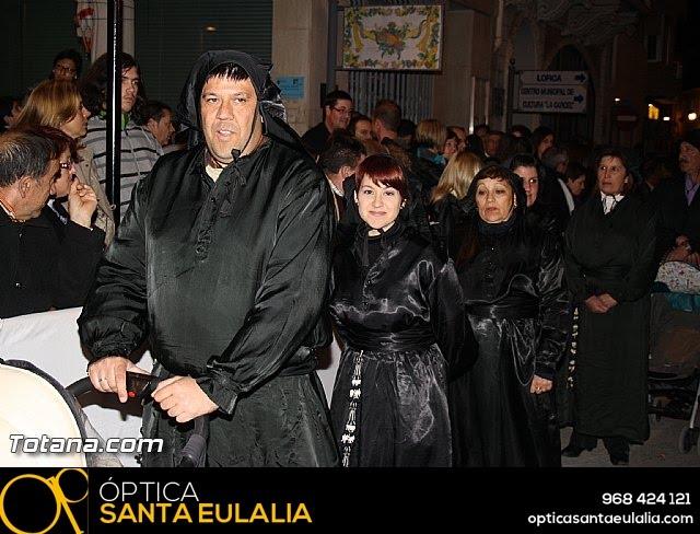 Procesión del Santo Entierro. Semana Santa de Totana 2012 - 29