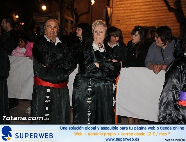 Procesión del Santo Entierro. Semana Santa de Totana 2012 - 34