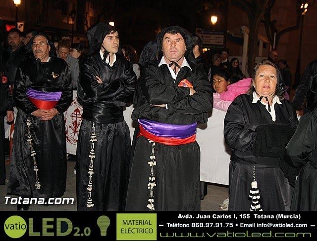 Procesión del Santo Entierro. Semana Santa de Totana 2012 - 36
