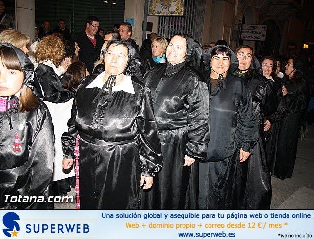 Procesión del Santo Entierro. Semana Santa de Totana 2012 - 38