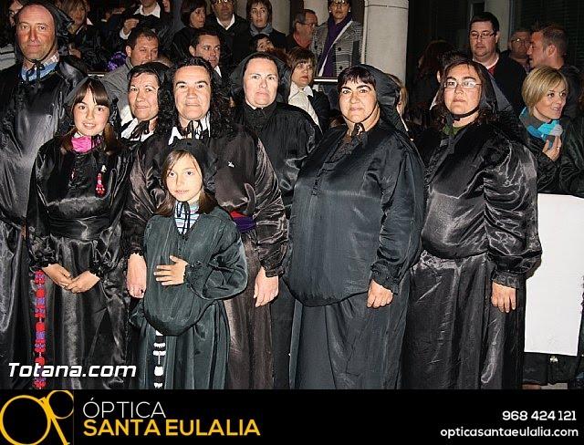 Procesión del Santo Entierro. Semana Santa de Totana 2012 - 42