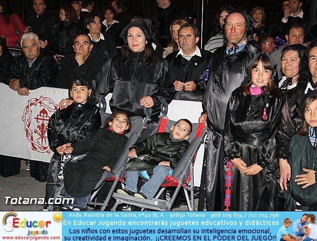 Procesión del Santo Entierro. Semana Santa de Totana 2012 - 43