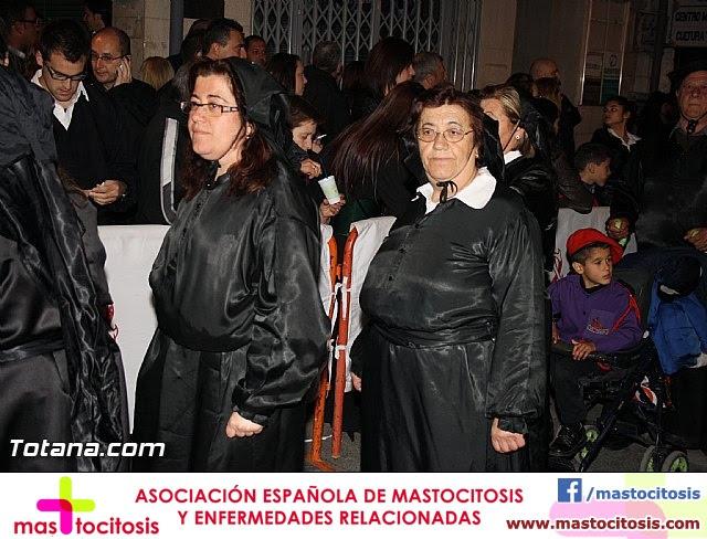 Procesión del Santo Entierro. Semana Santa de Totana 2012 - 44