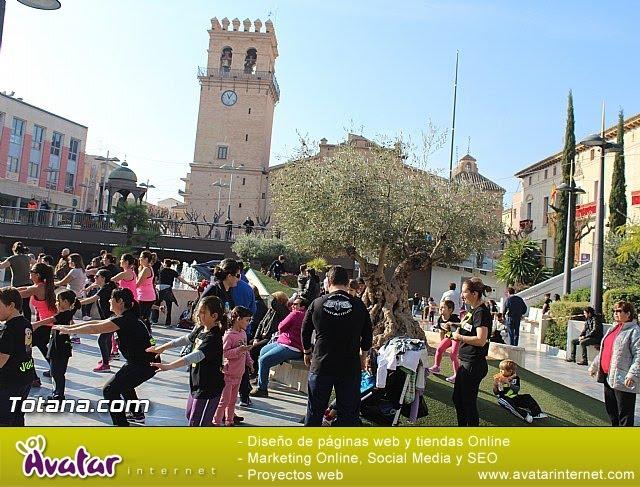 MOVE Masterclass de Zumba - Fiestas de Santa Eulalia 2015 - 5