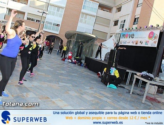 MOVE Masterclass de Zumba - Fiestas de Santa Eulalia 2015 - 34