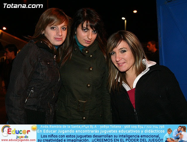 Feria de Día 2008  - Batukada - 2