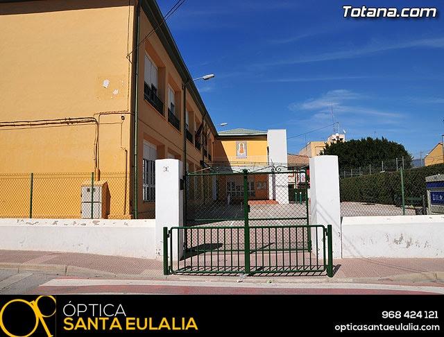 Así ven los alumnos del colegio Santa Eulalia la Semana Santa - 1