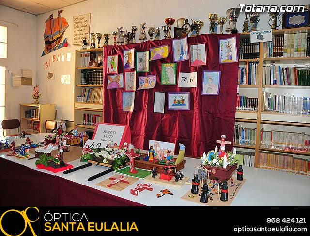 Así ven los alumnos del colegio Santa Eulalia la Semana Santa - 2