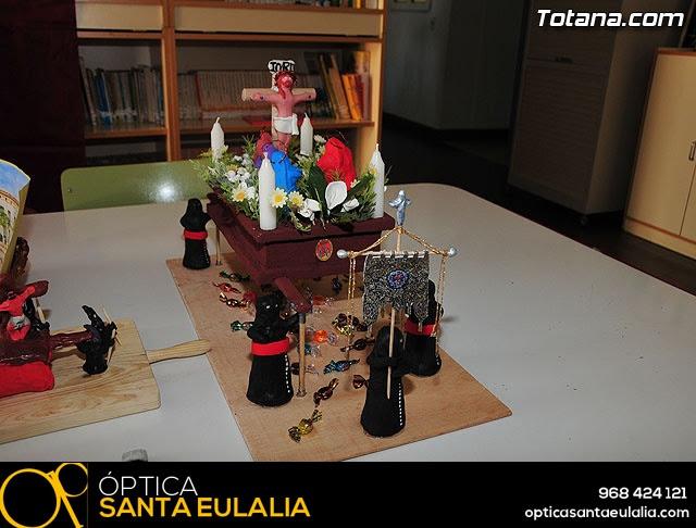 Así ven los alumnos del colegio Santa Eulalia la Semana Santa - 8