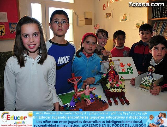 Así ven los alumnos del colegio Santa Eulalia la Semana Santa - 18
