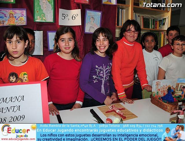 Así ven los alumnos del colegio Santa Eulalia la Semana Santa - 35