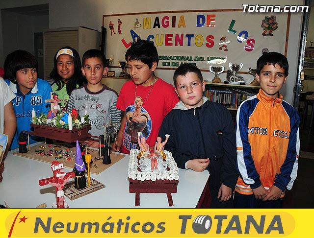 Así ven los alumnos del colegio Santa Eulalia la Semana Santa - 37