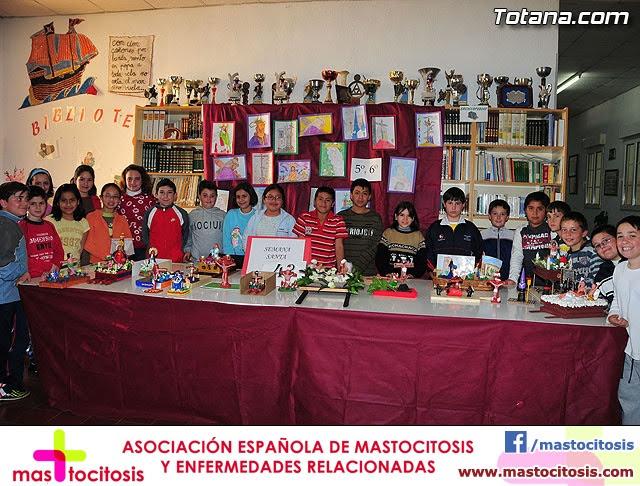 Así ven los alumnos del colegio Santa Eulalia la Semana Santa - 39