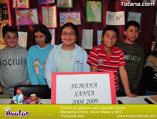 Así ven los alumnos del colegio Santa Eulalia la Semana Santa - 43