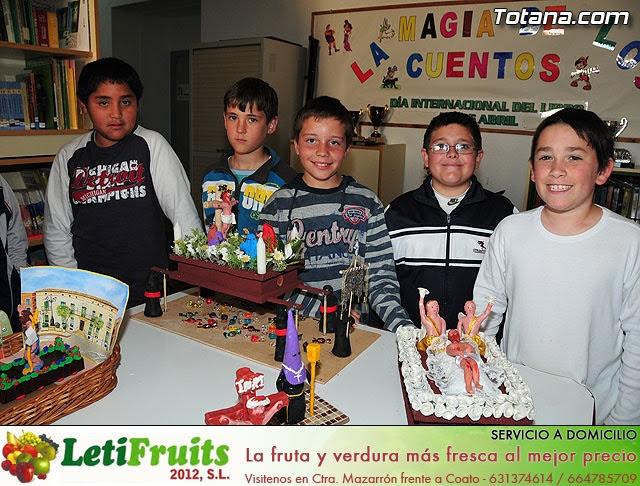 Así ven los alumnos del colegio Santa Eulalia la Semana Santa - 46