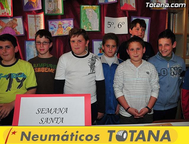 Así ven los alumnos del colegio Santa Eulalia la Semana Santa - 52