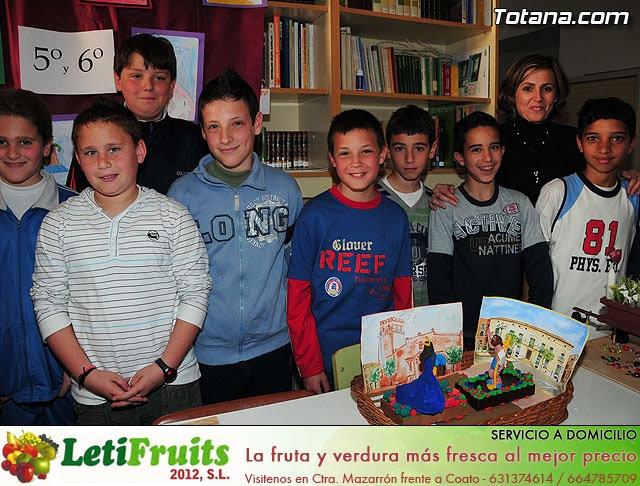 Así ven los alumnos del colegio Santa Eulalia la Semana Santa - 53