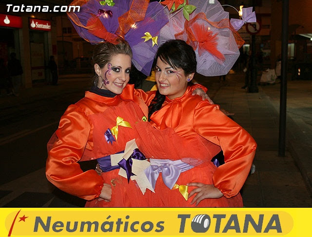 Carnaval Infantil Totana 2009 - Reportaje II - 532