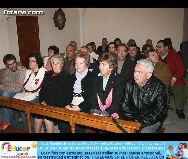 ACTO OFICIAL DE PRESENTACIÓN DEL CARTEL DE LA SEMANA SANTA´2008 QUE ILUSTRA UNA BELLA IMAGEN DE LA SANTÍSIMA VIRGEN DE LA ESPERANZA    - 30