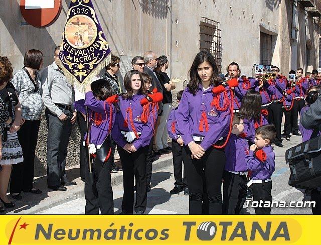 Domingo de Ramos - Parroquia de Las Tres Avemarías. Semana Santa 2011 - 2