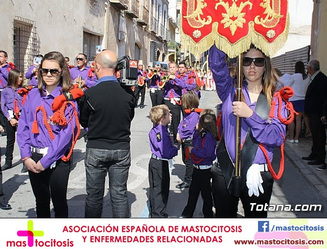 Domingo de Ramos - Parroquia de Las Tres Avemarías. Semana Santa 2011 - 3